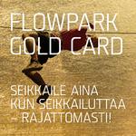 UUTUUS! Gold Card Kausikortti 2019