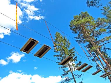 Kausikortti 2018 - Flowpark Tampere